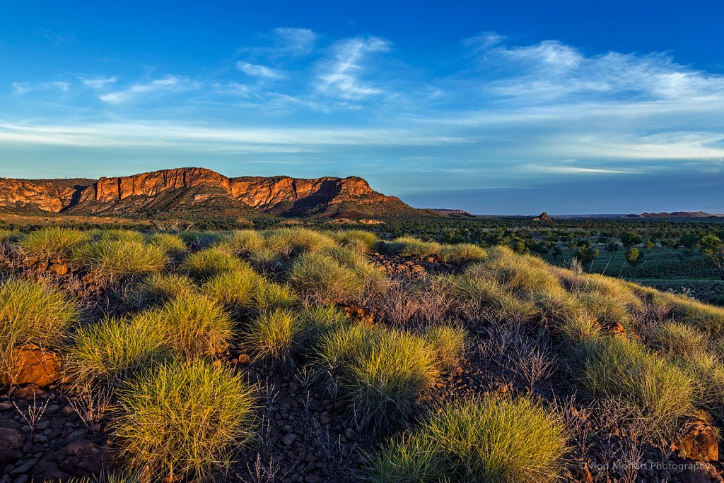 Sunset over the Bungle Bungle Range