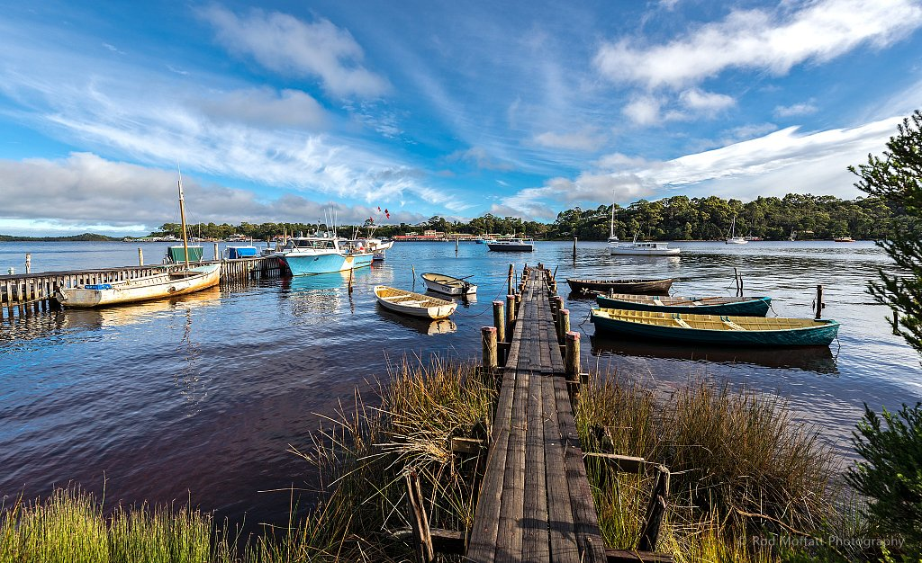 Macquarie Harbour, Strahan